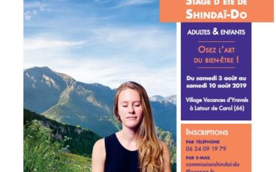 Grand stage d'été dans les Pyrénées !