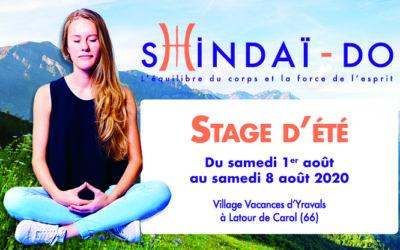 Grand Stage d'été à Latour de Carol (66)